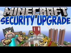Minecraft Mods: Think's Lab - Security Upgrade - Malisis Doors!