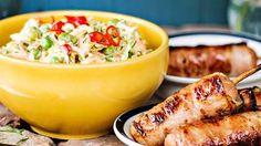 Tiistain 7.6. jakso: Chilinen kaalisalaatti - K-ruoka