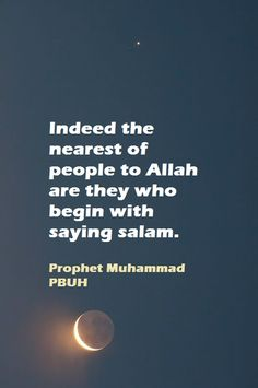 Prophet Muhammed - Salaam (Peace) to all humanity. :) :) :)