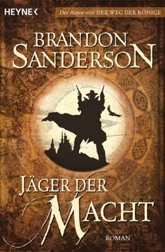 Brandon Sanderson: The Alloy of Law | german cover | #book #cover #brandonsanderson #thealloyoflaw