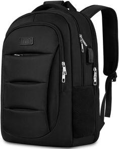 Rucksack mit Laptopfach, #Schulrucksack Laptop Rucksack, Usb, North Face Backpack, The North Face, Backpacks, Bags, Clothing Styles, Men, Laptop Tote