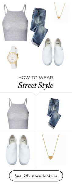 """street style"" by vevenchen on Polyvore"