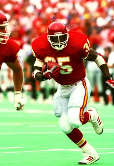 Christian Okoye - Football Uniforms