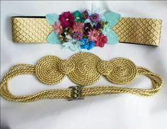 Golden belts