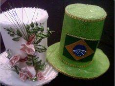 Sombreros Para Hora Loca De Goma Espuma