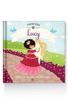 I SEE ME! 'Princess' Personalized Book available at #Nordstrom