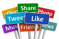 When Social Media Became Unavoidable