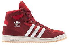adidas Originals Decade OG Mid Cardinal