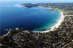 Top Places for Romance – Carmel,California-Travelobreak