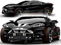BMW X9 Concept by Khalfi Oussama