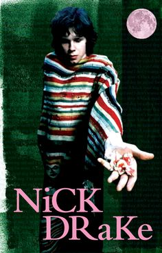 Nick Drake Poster Design | Anthony Monaghan Design