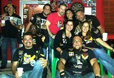 LAMA Santo Domingo, D.N., R.D. y Nativos MC en gozadera!  Miércoles, 12 de Junio, 2013.