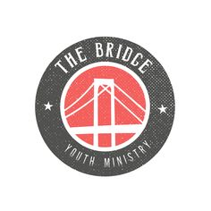 The Bridge Youth Ministry - Youth Group Logos