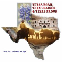 Ron was - I got her as quick as I could from California at the age of 6 months : ) Texas pride !!!!
