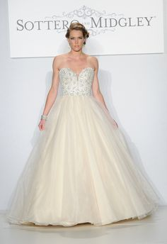 Sottero & Midgley Spring 2014 Wedding Dresses #rockmyspringwedding  @Derek Smith My Wedding