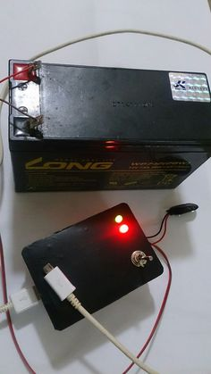 How to Make a Portable Mobile Charger