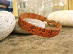 Bracelet avec Indalos