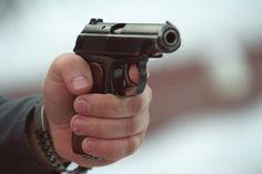 Расстреляли мужчину в Антраците