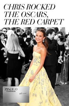 The Oscars 2016 was indeed a night to never forget as Leonardo DiCaprio took home the Oscar (finally!) after being nominated 6 times! He addressed climate change in his acceptance speech. But more important where the gorgeous gowns worn by Alicia Vikander, Rooney Mara, Zuhair Murad and Olivia Wilde. Get the Oscar's look using code OSCARRED for 25% off a purchase, valid 3/1-3/9.
