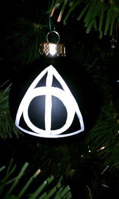 Deathly Hallows Ornament
