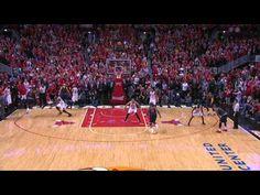 """Video: Con un emocionante """"canastazo"""" de LeBron expirando el reloj Cleveland iguala serie - Noticias Al tiempo"""