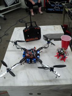 do-it-yourself quadcopter - Google Search
