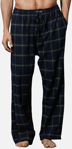 Polo Ralph Lauren Flannel Lounge Pants in Green for Men (gordon plaid) - Lyst