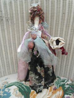 Miss Morning Mist Handmade Fairy