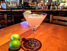 CC's Rumtini - Cocktail Recipe from Peter B's Brewpub