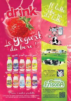 lo #yougurt da bere.. #fattorialafrisona