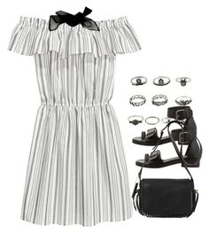 """""""Untitled #1823"""" by breannaflorence on Polyvore featuring H&M and Coach"""