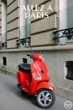 Free Trip to Paris Giveaway | Fat Tire Tours