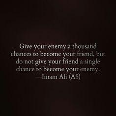 Friend ~ Enemy
