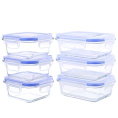 Kinetic Go Green Elements Glass Food Storage Contianers | U.S. Plastic Corp.