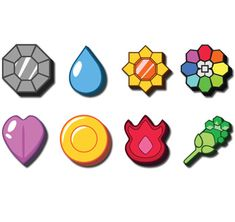 pokemon badges yayy Google Image Result for http://pokemaster1010.wikispaces.com/file/view/Pokemon_Kanto_Gym_Badges.jpg/223836288/Pokemon_Kanto_Gym_Badges.jpg