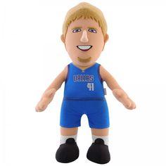 "Dallas Mavericks® Dirk Nowitzki 10"" Plush Figure"
