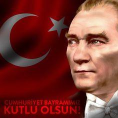 Sana minnetarız Atam....