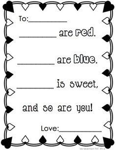 FEBRUARY - COMPLETE WRITING CENTER - TeachersPayTeachers.com