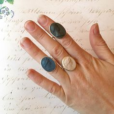Porcelain cameo jewelry from Marcie McGoldrick Cameo Jewelry, Ring Crafts, Delicate Jewelry, Gemstone Rings, Porcelain, Jewels, Photo And Video, Gemstones, Rocks