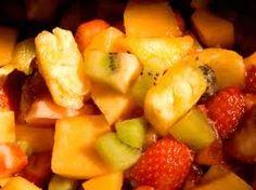 Yummm fruit salad