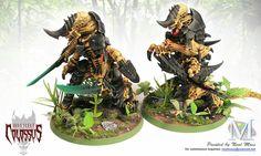 ** Hive Fleet Colossus** - jungle world themed tyranid army (PICS!) - Page 3 - Forum Warhammer 40k Tyranids, Warhammer 40000, Warhammer 40k Figures, Warhammer Fantasy, Tyranid Hive, Army Pics, Hobbies That Make Money, Base, Miniture Things