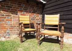 Vintage Carver Chairs from Vintage Furniture Barn