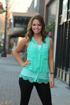 Sold Out! Southern Belle Lace Blouse