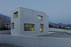 savioz fabrizzi architectes, Thomas Jantscher · Maison Fabrizzi · Divisare