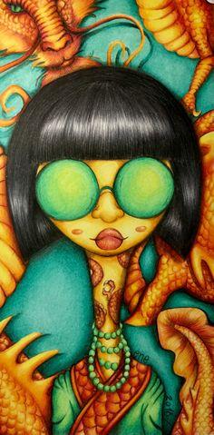La mujer Dragón #art #portfolio #dragon Disney Characters, Fictional Characters, Disney Princess, Women, Dragons, Disney Princes, Disney Princesses, Disney Face Characters