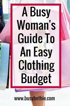 clothing budget (1)