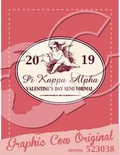 Valentines Day semi formal cupid crush #grafcow