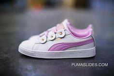 https://www.pumaslides.com/puma-court-star-vulc-36684107-white-pink-authentic.html PUMA COURT STAR VULC 366841-07 WHITE PINK AUTHENTIC : $88.68