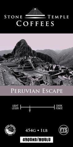 Peruvian Escape 16 oz