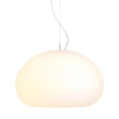 The Fluid pendant lamp, designed by the Swedish design trio Claesson Koivisto Rune, offers a stylish yet silent design element for your home. The Fluid lamp is perfect also for an office or a restaurant.
